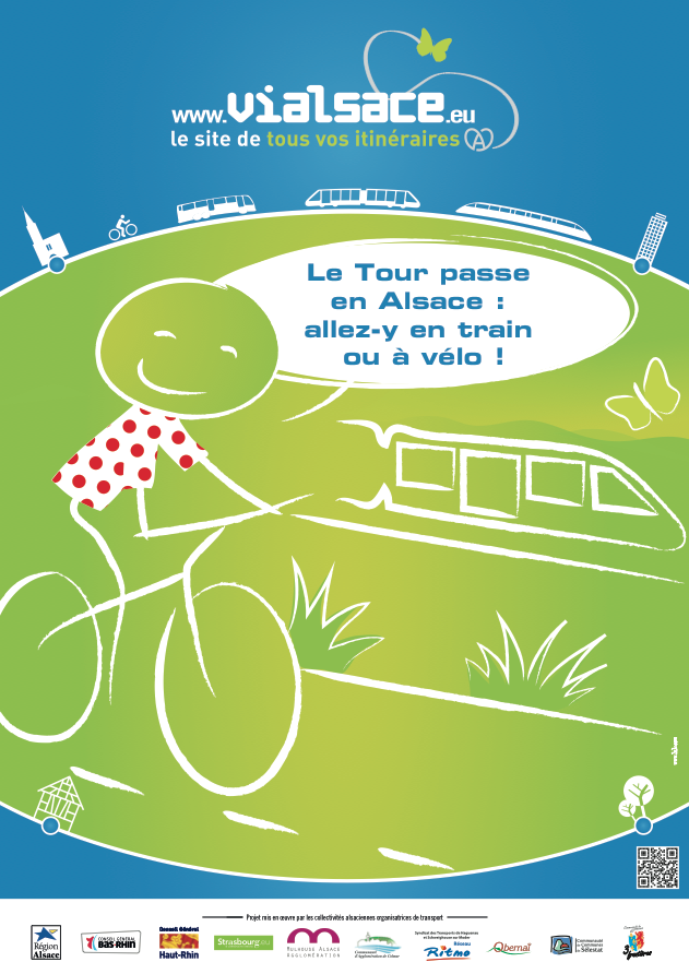 velo tour de france vialsace