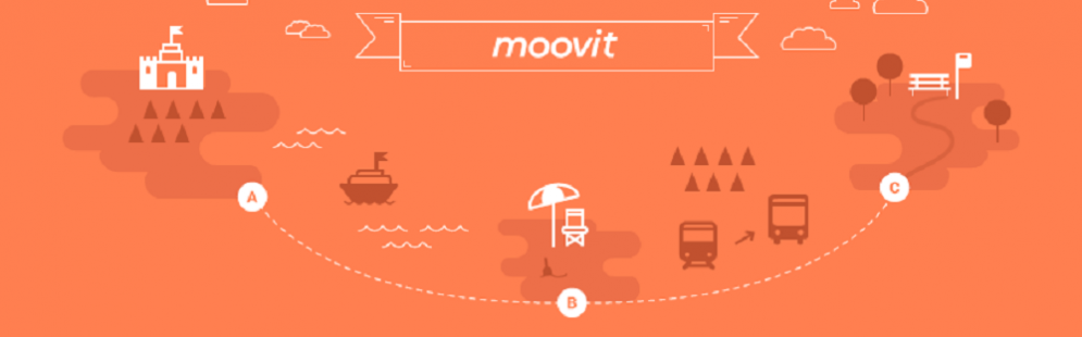 L'application du mois : Moovit