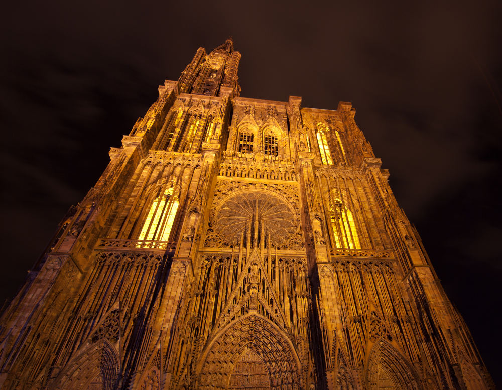 la cath drale de strasbourg a 1000 ans a se f te. Black Bedroom Furniture Sets. Home Design Ideas