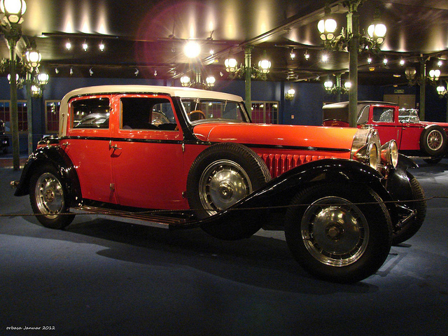 La Cité de l'Automobile – Collection Schlumpf à Mulhouse