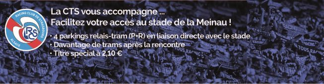 A Strasbourg : le Racing Club de Strasbourg (football)
